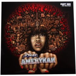 BADU, ERYKAH - NEW AMERYKAH PART ONE: 4TH WORLD WAR (2LP)