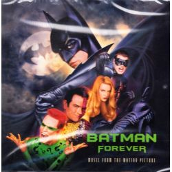 BATMAN: FOREVER - OST - U2 / SEAL / MASSIVE ATTACK / OFFSPRING / NICK CAVE / METHOD MAN
