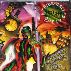 A TRIBE CALLED QUEST - BEATS RHYMES AND LIFE (1 CD) - WYDANIE AMERYKAŃSKIE