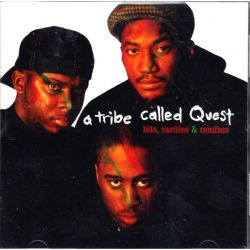 A TRIBE CALLED QUEST - HITS, RARITIES & REMIXES (1 CD) - WYDANIE AMERYKAŃSKIE