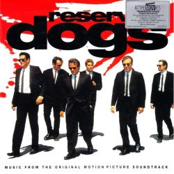 RESERVOIR DOGS [WŚCIEKŁE PSY] (1 LP) - MOV EDITION - 180 GRAM PRESSING