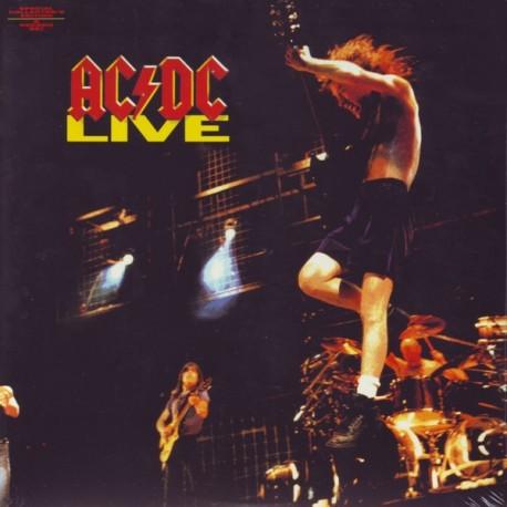 AC/DC - LIVE (2LP) - 180 GRAM PRESSING