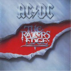 AC/DC - THE RAZORS EDGE (1 LP) - 180 GRAM PRESSING - WYDANIE AMERYKAŃSKIE