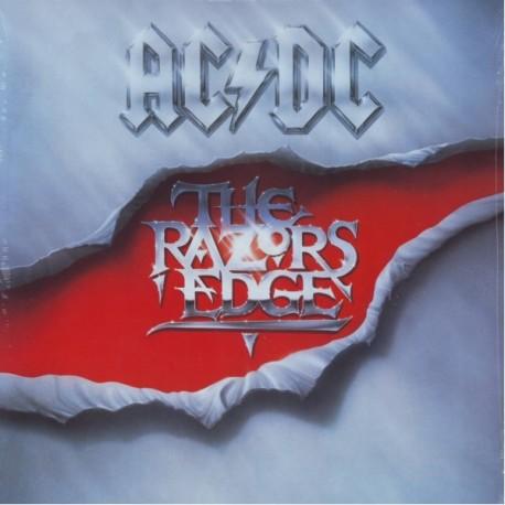 AC/DC - THE RAZORS EDGE (1LP) - 180 GRAM PRESSING - WYDANIE AMERYKAŃSKIE