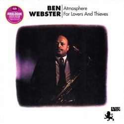 WEBSTER, BEN - ATMOSPHERE FOR LOVERS AND THIEVES (1LP) 180 GRAM PRESSING