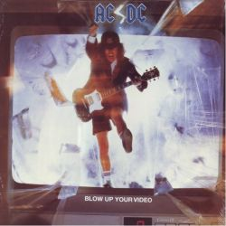 AC/DC - BLOW UP YOUR VIDEO (1 LP) - WYDANIE AMERYKAŃSKIE - 180 GRAM PRESSING