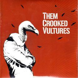 THEM CROOKED VULTURES (2 LP) - 180 GRAM PRESSIG - WYDANIE AMERYKAŃSKIE
