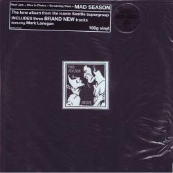 MAD SEASON - ABOVE (2 LP) - 180 GRAM PRESSING - WYDANIE AMERYKAŃSKIE