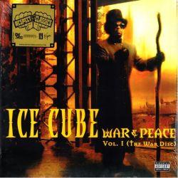 ICE CUBE - WAR & PEACE VOL.1 (THE WAR DISC) (2LP) - WYDANIE AMERYKAŃSKIE