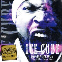 ICE CUBE - WAR & PEACE VOL.2 (THE PEACE DISC) (2LP) - WYDANIE AMERYKAŃSKIE