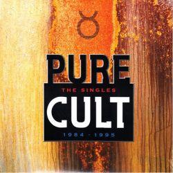 CULT, THE - PURE: THE SINGLES 1984-1995 (2 LP) - WYDANIE AMERYKAŃSKIE