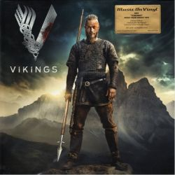 VIKINGS 2 [WIKINGOWIE 2] - TREVOR MORRIS (2 LP) - MOV EDITION - LIMITED NUMBERED COLOURDED 180 GRAM VINYL PRESSING