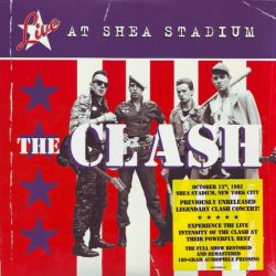 CLASH, THE - LIVE AT SHEA STADIUM (1 LP) - 180 GRAM PRESSING - WYDANIE AMERYKAŃSKIE