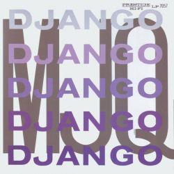 MODERN JAZZ QUARTET, THE - DJANGO (1 LP) - WYDANIE AMERYKAŃSKIE