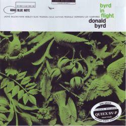 BYRD, DONALD - BYRD IN FLIGHT (1 LP) - 200 GRAM PRESSING - MONO - WYDANIE AMERYKAŃSKIE