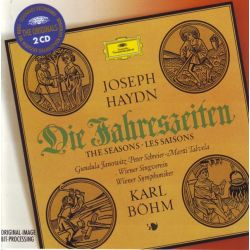 HAYDN, JOSEPH - THE SEASONS (2CD) - KARL BOHM