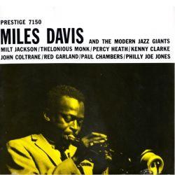DAVIS, MILES & THE MODERN JAZZ GIANTS (1LP) - WYDANIE AMERYKAŃSKIE