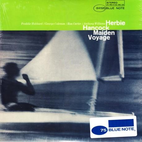 HANCOCK, HERBIE - MAIDEN VOYAGE (1LP) - BLUE NOTE 75 YEARS ANNIVERSARY EDITION - WYDANIE AMERYKAŃSKIE