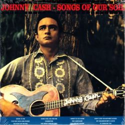 CASH, JOHNNY - SONGS OF OUR SOIL (1 LP) - DOL EDITION