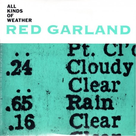 Garland Red Trio All Kinds Of Weather 1 Lp Dol