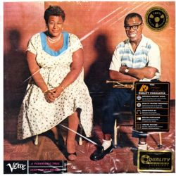 FITZGERALD, ELLA & ARMSTRONG, LOUIS - ELLA & LOUIS (2LP) - ANALOGUE PRODUCTIONS EDITION - 200 GRAM PRESSING