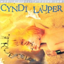 LAUPER, CYNDI - TRUE COLORS (2LP) - MFSL SILVER LABEL - WYDANIE AMERYKAŃSKIE