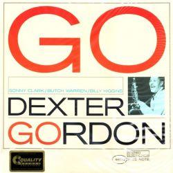 GORDON, DEXTER - GO! (2LP) - 45RPM - ANALOGUE PRODUCTIONS - 180 GRAM PRESSING - WYDANIE AMERYKAŃSKIE