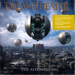 DREAM THEATER - THE ASTONISHING (4LP+MP3 DOWNLOAD) - 180 GRAM PRESSING
