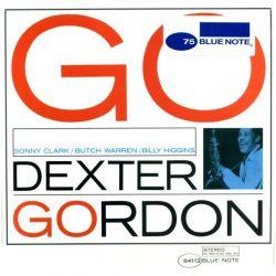 GORDON, DEXTER - GO (1 LP) - 75TH ANNIVERSARY BLUE NOTE EDITION - WYDANIE AMERYKAŃSKIE