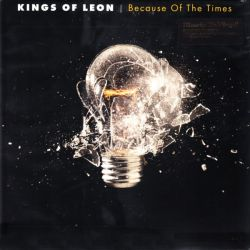 KINGS OF LEON - BECAUSE OF THE TIMES (2LP) - MOV EDITION - 180 GRAM PRESSING