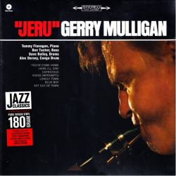 MULLIGAN, GERRY - JERU (1 LP) - WAX TIME EDITION - 180 GRAM PRESSING