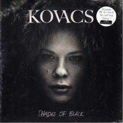 KOVACS - SHADES OF BLACK (1 LP + MP3 DOWNLOAD)