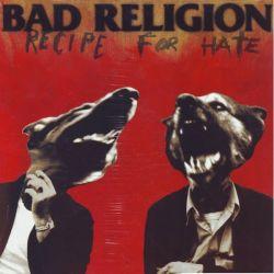 BAD RELIGION - RECIPE FOR HATE (1 LP) - WYDANIE AMERYKAŃSKIE