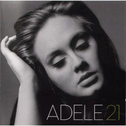 ADELE - 21 - WYDANIE AMERYKAŃSKIE