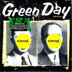 GREEN DAY - NIMROD (1 LP) - WYDANIE AMERYKAŃSKIE
