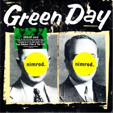 GREEN DAY - NIMROD. (1LP) - WYDANIE AMERYKAŃSKIE