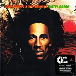 MARLEY, BOB & THE WILLERS - NATTY DREAD (1LP) - MOV EDITION - 180 GRAM PRESSING