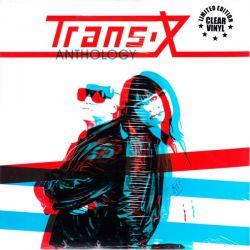 TRANS-X - ANTHOLOGY (1LP) - CLEAR VINYL - WYDANIE AMERYKAŃSKIE