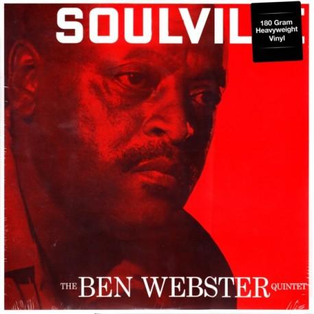 WEBSTER, BEN - SOULVILLE (1LP) - 180 GRAM PRESSING