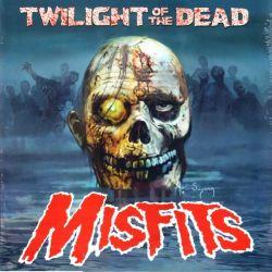 """MISFITS - TWILIGHT OF THE DEAD (12"""" SINGLE) - WYDANIE AMERYKAŃSKIE"""