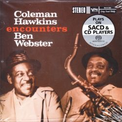HAWKINS, COLEMAN - ENCOUNTERS BEN WEBSTER (1SACD) - ANALOGUE PRODUCTIONS