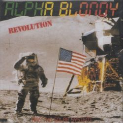 ALPHA BLONDY AND THE SOLAR SYSTEM - REVOLUTION (1 CD) - WYDANIE AMERYKAŃSKIE