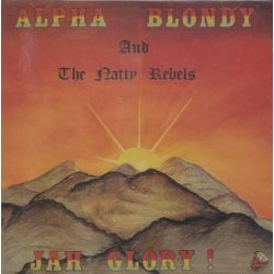 ALPHA BLONDY AND THE NATTY REBELS - JAH GLORY (1 CD) - WYDANIE AMERYKAŃSKIE