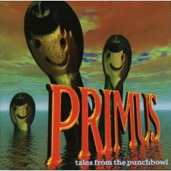 PRIMUS - TALES FROM THE PUNCHBOWL (1 CD)