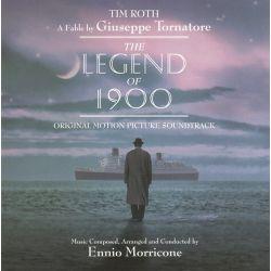 THE LEGEND OF 1900 [CZŁOWIEK LEGENDA] (1 CD) - ENNIO MORRICONE - WYDANIE AMERYKAŃSKIE
