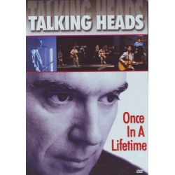 TALKING HEADS - ONCE IN A LIFETIME (1DVD)