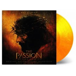 THE PASSION OF THE CHRIST [PASJA] (2LP) - JOHN DEBNEY - MOV EDITION - NUMBERED LIMITED ORANGE VINYL - 180 GRAM PRESSING