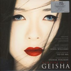 MEMOIRS OF A GEISHA [WYZNANIA GEJSZY] (2 LP) - JOHN WILLIAMS - MOV EDITION - 180 GRAM PRESSING