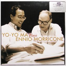 MA, YO-YO - YO-YO MA PLAYS ENNIO MORRICONE (2 LP) - MOV EDITION - 180 GRAM PRESSING