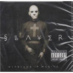 SLAYER - DIABLOUS IN MUSICA (1CD) - WYDANIE AMERYKAŃSKIE